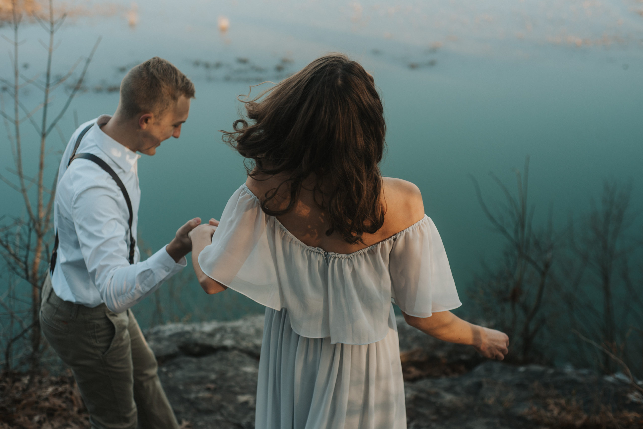 missouri elopement outdoors